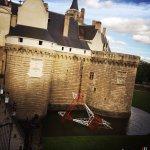 #WorkInProgress pour le #LVAN au @ChateauNantes via @mathildemoro #Nantes https://t.co/GVCOU3MAli