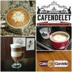 Un rico #Cappuccino lo encuentran en @cafendelet #Samborondón #Ecuador #Café https://t.co/YnM1kgoi9q