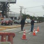 @tteinforma_IV Calle Balmaceda antes de llegar a Huanhuali angostamiento de Calzada @radio1071fm @montecarlocl https://t.co/NQFYI4sNHV