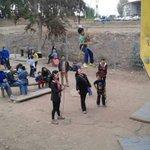 Escalada Gratis! Martes y jueves de 16.30 a 18 hrs en CENDYR #LaSerena Talleres orientados a niñas y niños con TEA. https://t.co/8cyYXFUj63