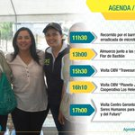Hoy, Ministra @LidiceLarrea estará en la Perla del Pacífico, Guayaquil con el Presidente @MashiRafael @InclusionEc https://t.co/MebUe0B8PT