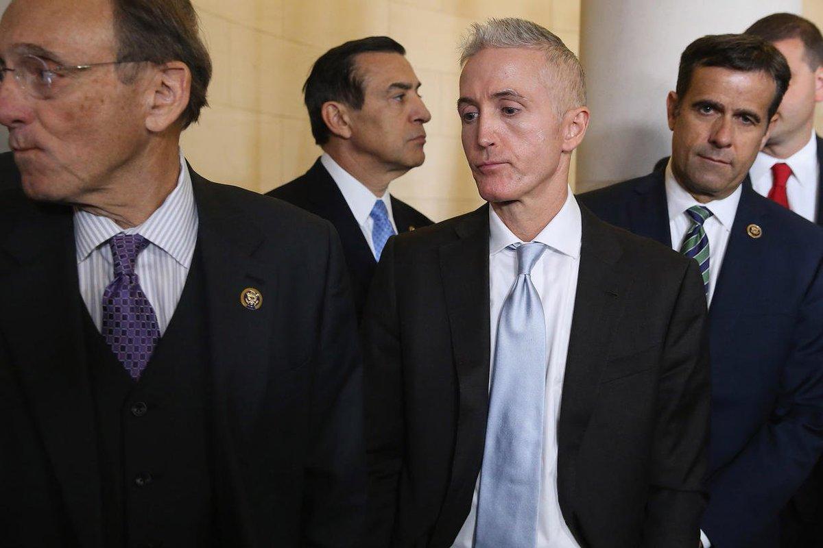 The Benghazi Committee didn't investigate a scandal. The Benghazi Committee was the scandal https://t.co/tCtJZqoQGk https://t.co/0tXPmN9nL7