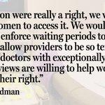 Abortion is still a luxury, not a right, by @annfriedman: https://t.co/SNKNJsW3p9 https://t.co/Pn0HUrArfW