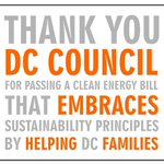 Thanks to @councilofdc @marycheh @CharlesAllenW6 @tweetelissa @VoteMendo for leading on energy and climate https://t.co/Zi1POyvOrs
