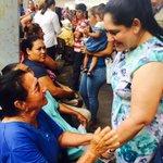 En la fila de afiliación del #SeguroPopular. Un beneficio más para quienes tienen el beneficio de @Prospera_MX. https://t.co/9N5NEQV667