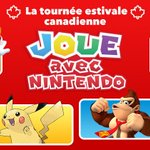 Nintendo annonce une tournée d'événements au Québec cet été https://t.co/OfoXbnV09V https://t.co/4WA6qYotCx