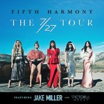 Announcement #2: My girls in @fifthharmony invited me to join them on some select dates on their 7/27 Tour! https://t.co/pNboBcf8Qv