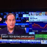 """Optimism from @paulrholland on @SquawkAlley: """"Entrepreneurs are pathologically committed to becoming entrepreneurs."""" https://t.co/s9o34fi1Xy"""