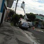#ÚltimaHora | Ciudadanos denuncian que están borrando códigos de lámparas en Santa Tecla en camión sin placas. https://t.co/VrqwNSZxiI
