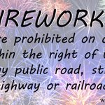 Have a safe and enjoyable Fourth of July, but remember to be safe! https://t.co/2Awuey7PEU