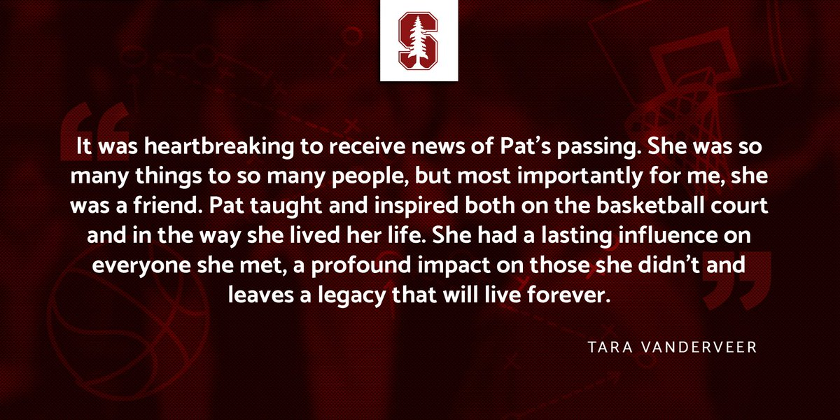 """Most importantly for me, she was a friend.""  @taras_tweets on Pat Summitt.  #Pat https://t.co/B8MuIASV0U"