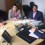 Reunión con Alcalde de #Hidalgotitlán e integrantes de su equipo técnico; reciben asesoría sobre gestión de recursos https://t.co/crBNtHm0wT