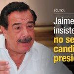 Jaime Nebot reafirma que no buscará la Presidencia de Ecuador. ► https://t.co/fvgncfK47d https://t.co/8XuEDYhocc