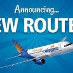 Big news! Fly @Allegiant from SAV to NYC starting 11/16. Enter to win tickets >> https://t.co/LIoT3mGRKZ https://t.co/r8QVL26VFT