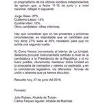 Cinthya Viteri es la candidata a la Presidencia que proponen, al interior de la Unidad, PSC y Madera de Guerrero https://t.co/IzXt3EkNtg