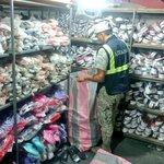 En el sector de la Bahía de #Guayaquil realizamos operativo de control en 6 locales de venta de calzado https://t.co/o7nxGCkTEw