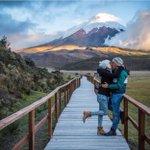 Que tus besos enciendan todo en mi!!! Volcán Cotopaxi #ecuador Foto de @Nomadartemx #fotoec https://t.co/2gWMe0sLYb