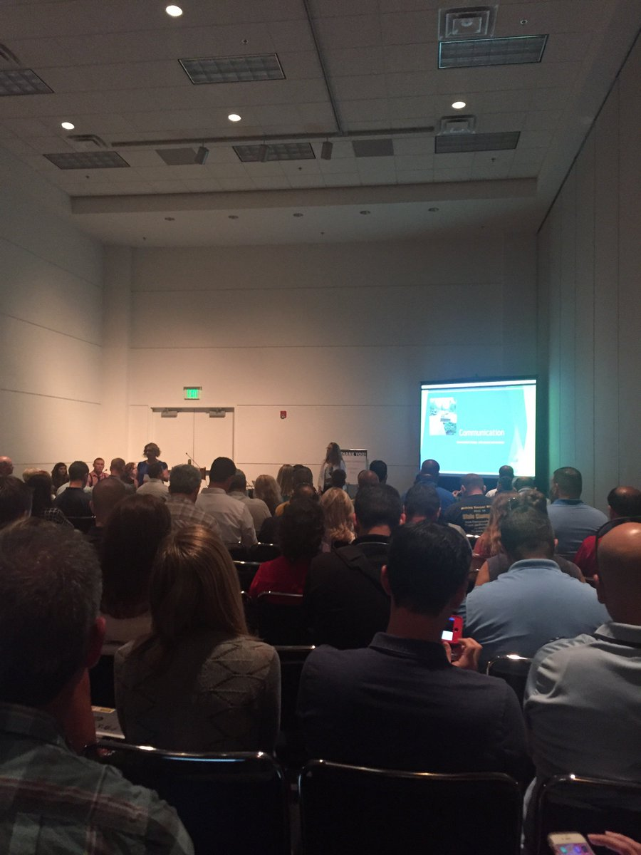 test Twitter Media - Leadership in an Era of Change  Full House at #iste2016 @kkgann  @arsmith https://t.co/2IhDW0FlqW