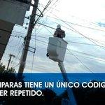 Denuncian que empresa está borrando códigos de lámparas LED instaladas en Santa Tecla - https://t.co/sRT1xyJNHV https://t.co/7zOo6U8aU1