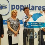 """.@BeatrizEscu pide a JL Gordo que interprete ese mapa: """"cada vez van perdiendo más terreno con respecto al PP"""". https://t.co/H5uSYcbsD5"""