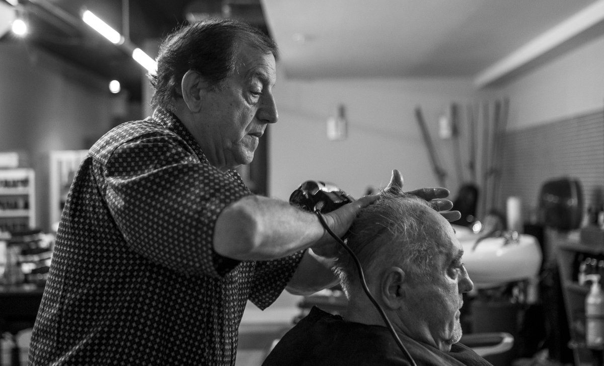 On Approach with Franco Ingenito, YVR barber for 50 years & beloved airport personality: