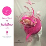 Oh wow you creative genius @suziemahony 💗 stunning spot prize #PopOfPinkAtBellissimo in aid @BCResearchIre #Galway https://t.co/5jYOug3N7f