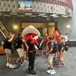 @TTURaiderRed rallying the #RRO16 Crew before the Welcome Session! #TTU20 https://t.co/f2GLvn4An3