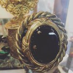 Vintage brass cuff bracelet. Beautiful. $45.00. #temecula #antiques #temeculaantiques #fourthstreetantiques #4thstr… https://t.co/CLByhjMmH4