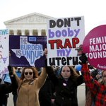 Supreme Court spurns abortion restrictions in two more states https://t.co/R91pSbswc5 https://t.co/L9RJDmMsqb