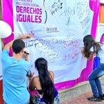 Acto simbolico por las victimas LGTBI del Distrito de Santa Marta, Departamental, Nacional e Internacional. https://t.co/firQwz44Is