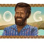 Eddie Mabo honoured on Google today - he wouldve been 80. An inspiration to all people fighting 4 justice. #auslaw https://t.co/MAp6PIpIDZ