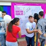 Acto simbólico por las víctimas LGTBI del Distrito de Santa Marta, departamental, Nacional e Internacional. https://t.co/RiffcTK5L2