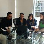 Hoy la #CaravanaTurística de #Veracruz visitó Agencias Mayoristas en #CDMX promocionando los atractivos del Edo. https://t.co/T60pYIe7O2