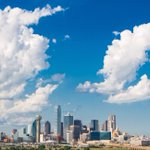 Currently in #Dallas puffy, fluffy clouds :) #josephhaubert #dfw #weather #dallastho #reuniontower #BREAKING https://t.co/8AkCs1PpEY