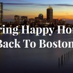 Over 700 people have signed a @Get_Cheers petition to bring happy hour back to Boston: https://t.co/2rxMo2cP90 https://t.co/BNAh8fzdnm