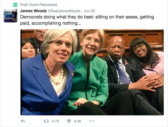 I always get a kick out of James Woods.. @TheJWad https://t.co/bD2403Izks