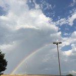 Memphis rainbow! Thanks for sharing @Local24Leah! https://t.co/2gWKlcioCx