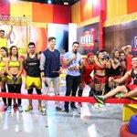 ¡Inicia el mejor programa de la tv salvadoreña! Acompáñanos porque esto apenas comienza... https://t.co/gjkiScLkHl