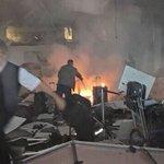 Suivi - Photos des dégâts suite à lattentat qui a touché laéroport d#istanbul via @SimNasr https://t.co/NYCbrN12yo