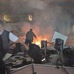Terror en Turquía.Dos explosiones y varios disparos en aeropuerto de Estambul.Hay diez muertos.Noticia en desarrollo https://t.co/FzXnGFTsvG