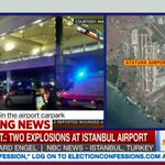#istanbul Explosions at #Istanbul airport kill at least 10 people (MSNBC) https://t.co/SBHpNFD1Ek