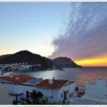 Amanece en San José. Cabo de Gata. Almería. (Fotografía de José M. Cano) https://t.co/hsqDPuH36O
