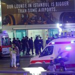 Ten killed, many wounded in suicide attack at Istanbul airport https://t.co/PQFcH4kh1j https://t.co/j4RrWei44B