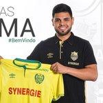 Le latéral gauche brésilien #LucasLima (Arouca) signe pour 4 ans au FC #Nantes. https://t.co/ez7qEvHedH