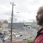After losing his home in the Greenwood explosion, one man is now preparing for homelessness. https://t.co/G7lLxNrDUX https://t.co/eINJFpYtRX