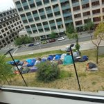Walking by homeless tents in #Seattle on my way to court wonder if there will ever be a day when no one is homeless. https://t.co/ACfjMSOS6W
