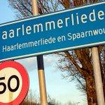 Haarlemmerliede/Spaarnwoude kiest voor fusie met Haarlemmermeer: HAARLEMMERLIEDE - De… https://t.co/FewxB1qyiI https://t.co/f3lP2FAwTc
