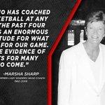 Former Lady Raider Head Coach, Marsha Sharp, reflects on Pat Summitts impact on womens basketball. #ThankYouPat https://t.co/Lodzxr8Ezz
