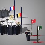 Its sad how accurate this picture is, terrorist attacks wont be everywhere if its a Muslim country #PrayForTurkey https://t.co/zNO1nN35Kq