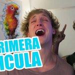 "Nuevo video en YT pequeños! ""MI PRIMER PELÍCULA"" ft @LoganPaul Vivan la experiencia ???? https://t.co/Q0WxbilcyT ???? https://t.co/Ff7bzF6mUW"
